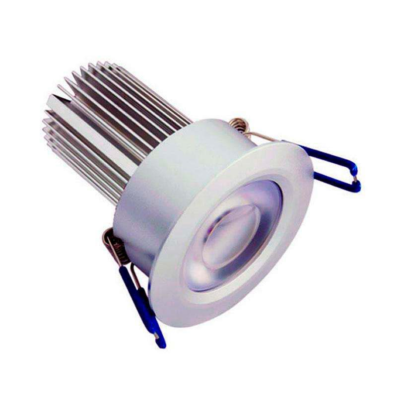 Downlight LED 10W, Blanco frío